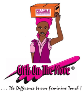 Girls on the Move logo